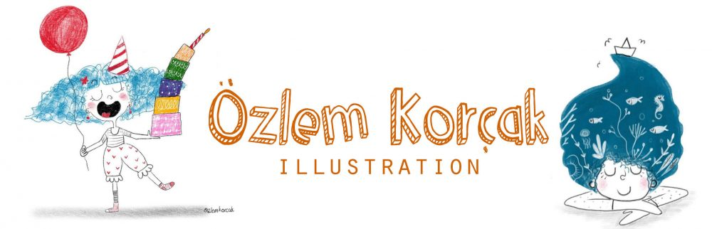 Özlem Korçak Illustrations